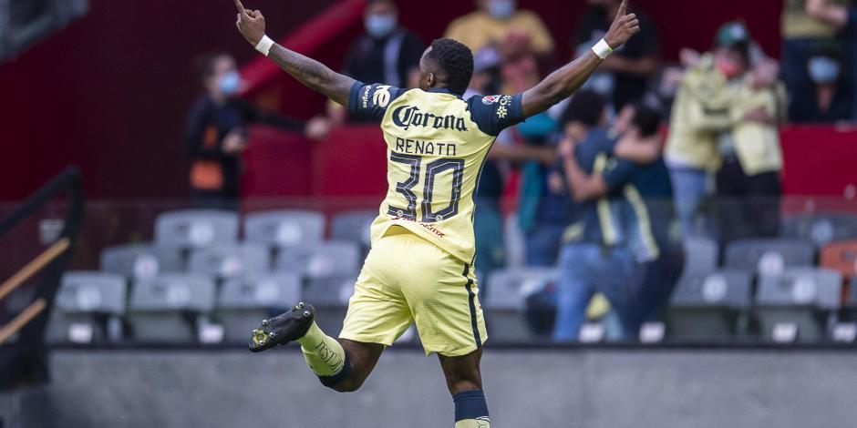 VIDEO: Así fue el golazo de Renato Ibarra en su regreso con el América