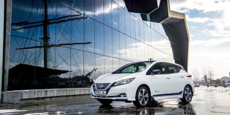 Nissan LEAF ha sido multipremiado y reconocido en todo el mundo