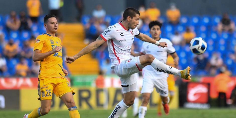 VIDEO: Resumen y goles del Tigres vs Atlas, Jornada 7 de la Liga MX
