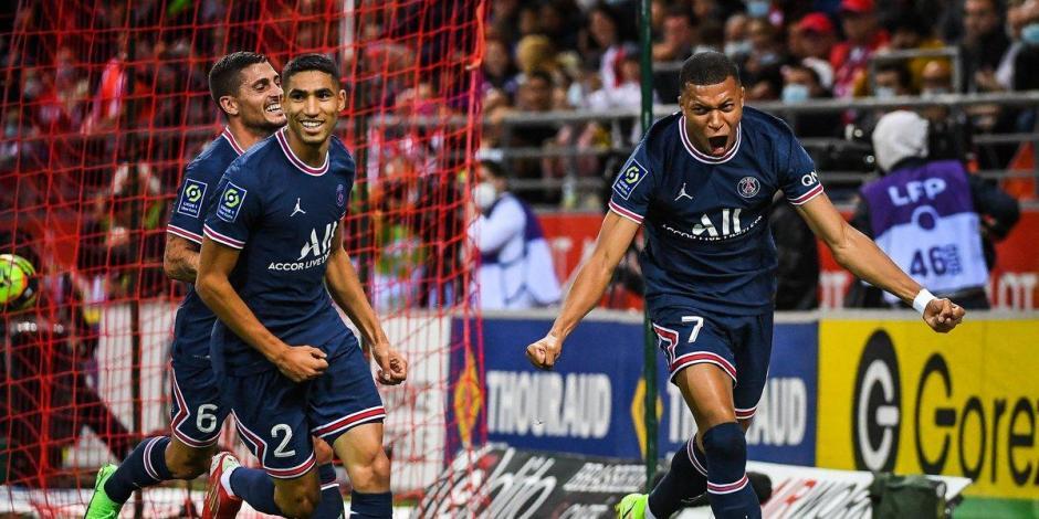 VIDEO: Resumen del Reims vs Paris Saint Germain, Jornada 4 de la Ligue 1