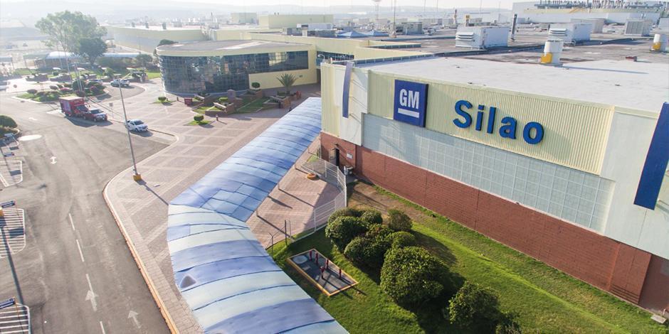 General Motors, en Silao, Guanajuato