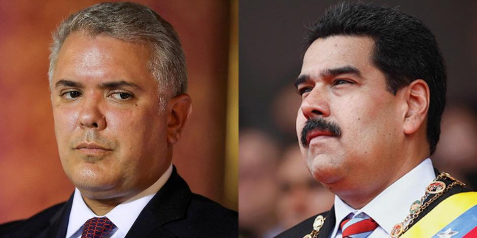 Se tensa lazo entre Duque y Maduro