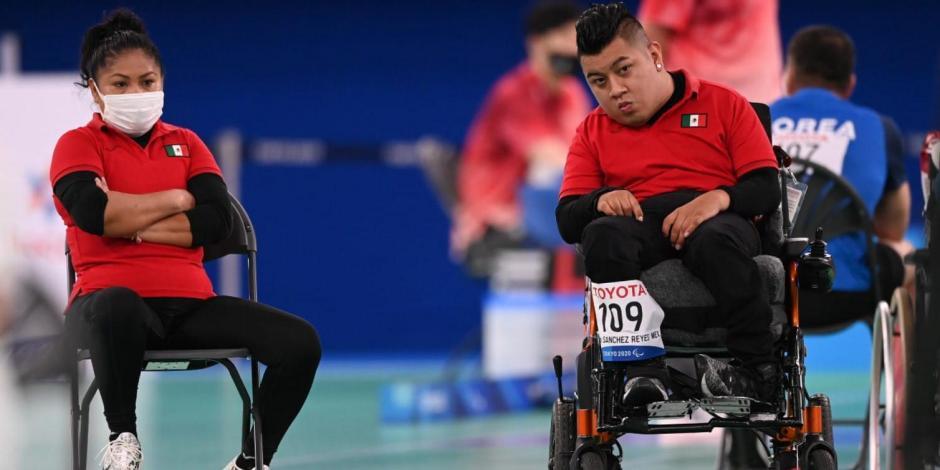 Juegos Paralímpicos: Resumen de actividades la madrugada del 30 de agosto