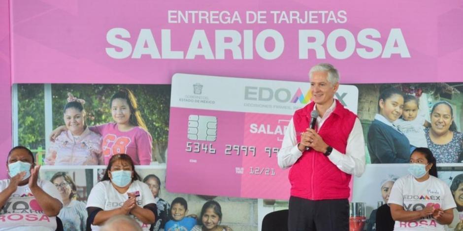 Salario Rosa-Estado de México-Alfredo Del Mazo