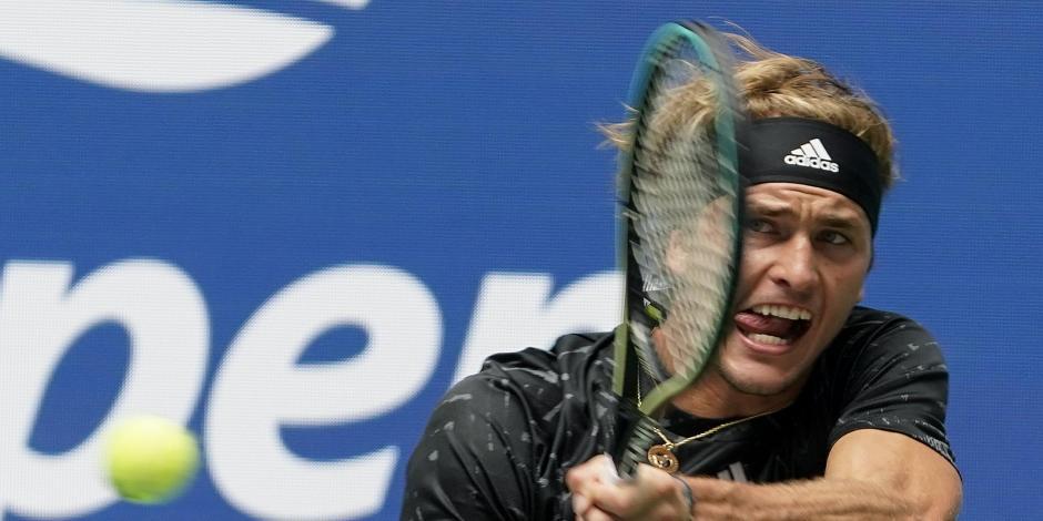 US OPEN: Alexander Zverev arranca con victoria su camino en el Grand Slam