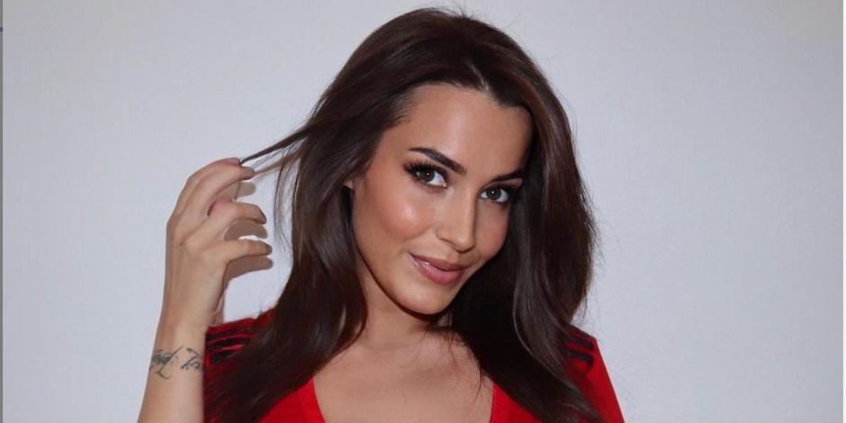 Modelo Katrina María