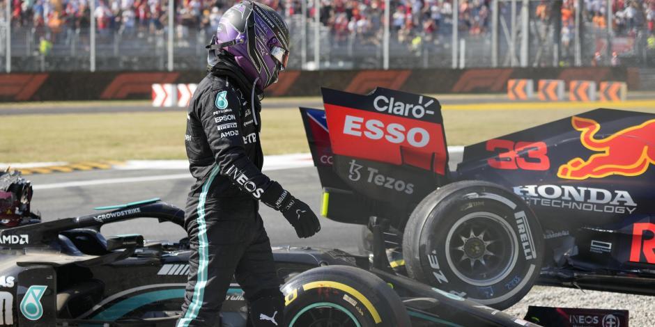 F1: Max Verstappen rompe el silencio y no se guarda nada tras brutal choque con Lewis Hamilton