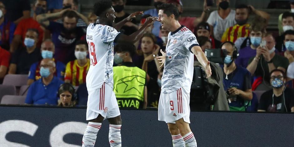 VIDEO: Resumen y goles del Barcelona vs Bayern Múnich, Champions League