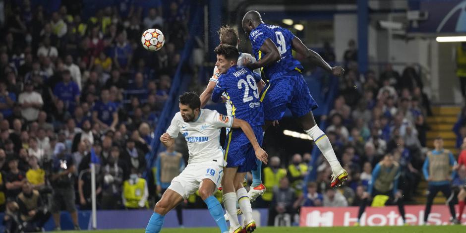 VIDEO: Resumen del Chelsea vs Zenit, Champions League