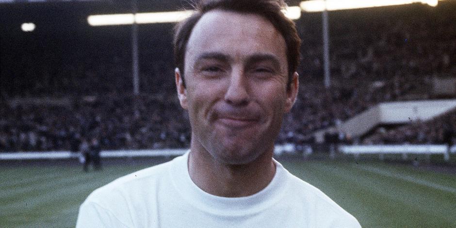 Fallece Jimmy Greaves, histórico goleador de Inglaterra y Tottenham