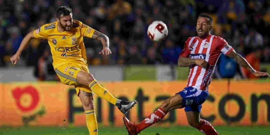 SAN LUIS vs TIGRES: Hora y en qué canal pasan EN VIVO, Jornada 11 de la Liga MX