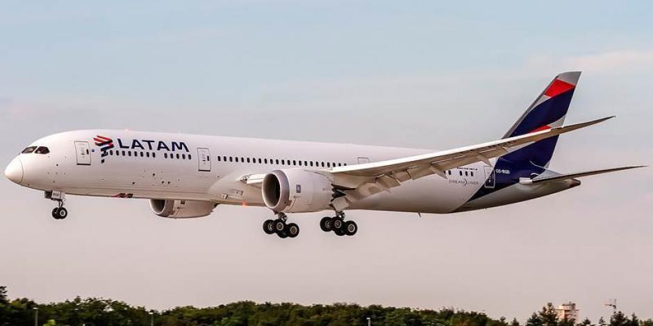 LATAM Airlines se declara en bancarrota en EU ante impacto de COVID-19