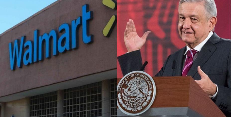 AMLO- Walmart