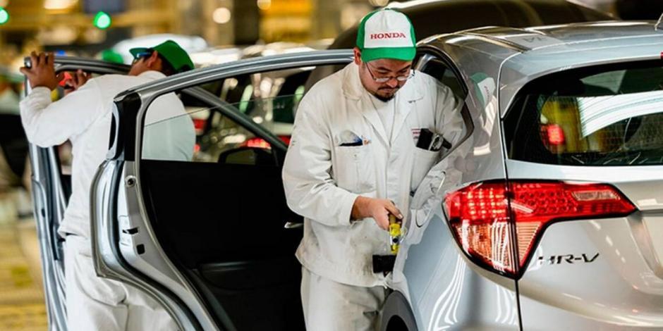 Honda cierra por seis días planta en Celaya ante Covid-19