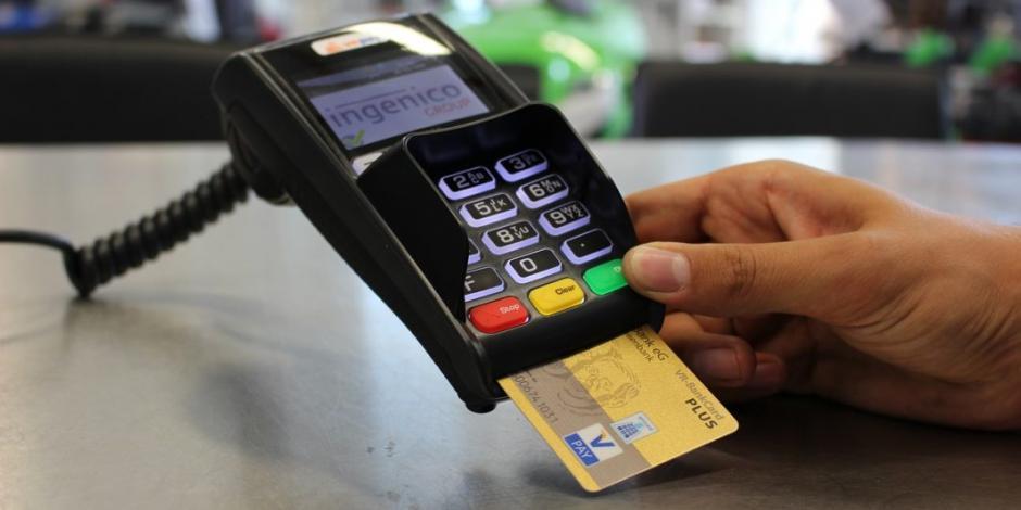 Suspenden pago mínimo en tarjetas de crédito durante 4 meses por COVID-19