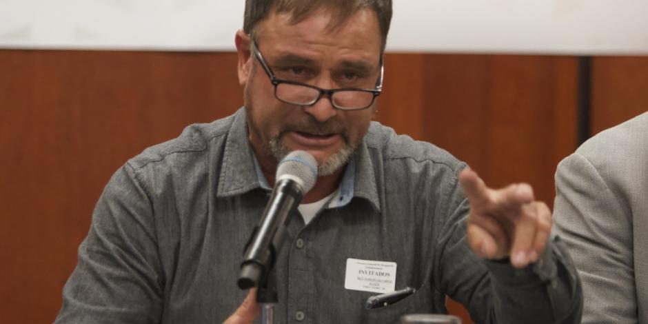 AMLO, insensible a demandas de paz y justicia: Adrián LeBaron