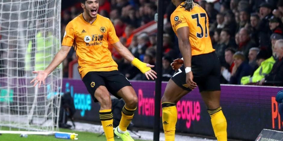 Barcelona busca a un delantero del Wolverhampton