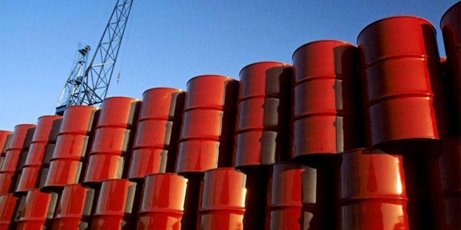 Mezcla Mexicana cae 8.9% y cotiza en 18.66 dólares por barril