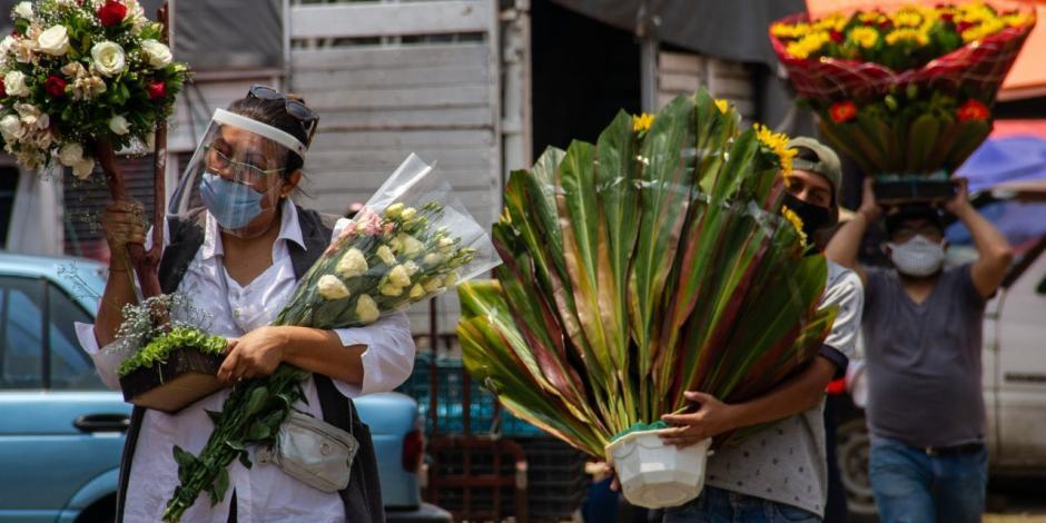 Y en entidades prohíben venta de flores, pasteles...