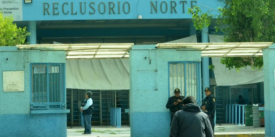 Sobrino de Caro Quintero fue trasladado al Reclusorio Norte