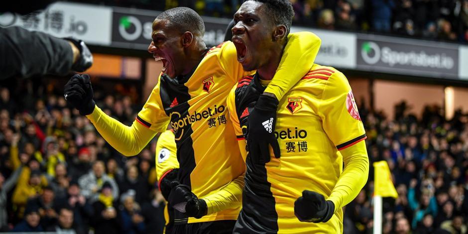 Watford rompe racha de 44 partidos sin perder del Liverpool