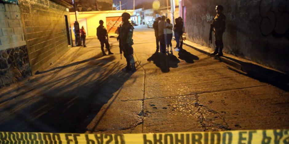En Colima, la tasa más elevada de homicidios