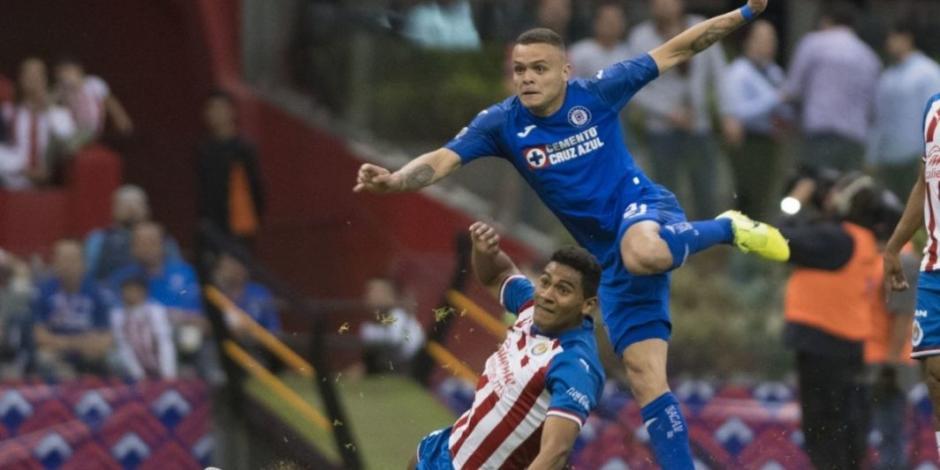 CHIVAS vs CRUZ AZUL: dónde ver en vivo, Fecha 6 Clausura 2020