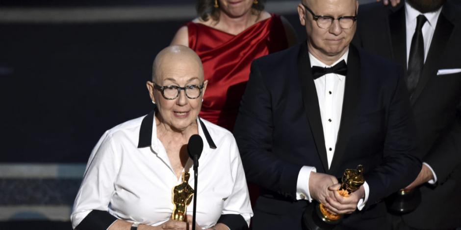 Documental producido por los Obama gana Oscar