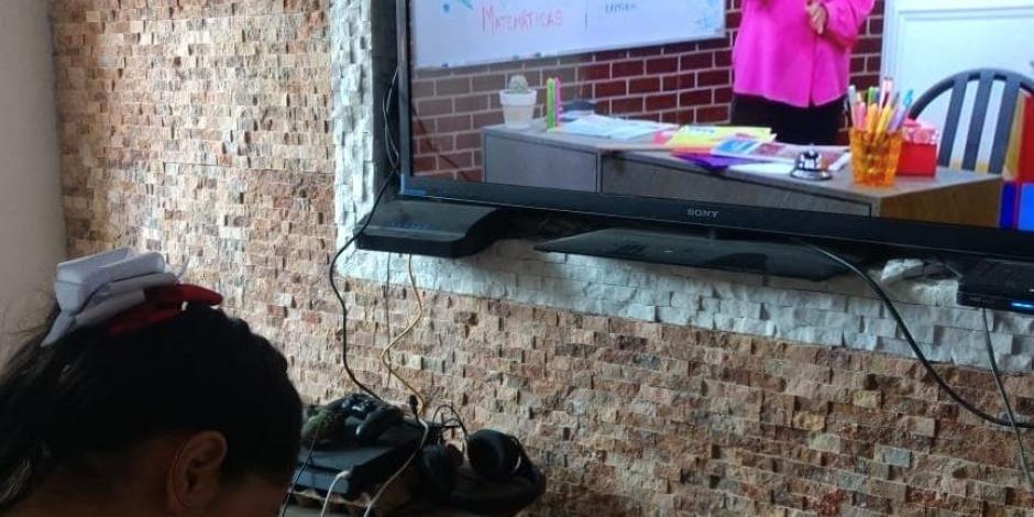 Acuerdan SEP y Grupo Televisa ampliar cobertura de 'Aprende en Casa'