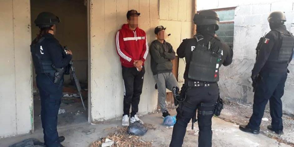 Rescatan a dos migrantes pakistanís secuestrados en Nuevo Laredo