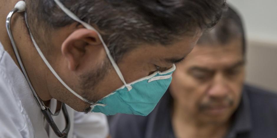 Reportero alemán da positivo a Covid-19 en Guanajuato