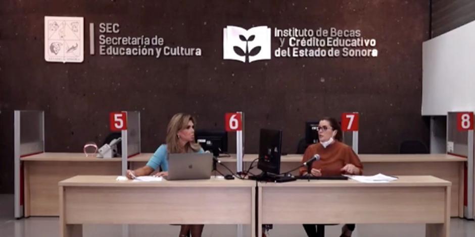 Suman 4 mil solicitudes para apoyo de Internet en Sonora