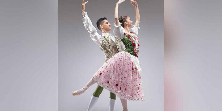 Estrenan el ballet cómico La niña malcriada