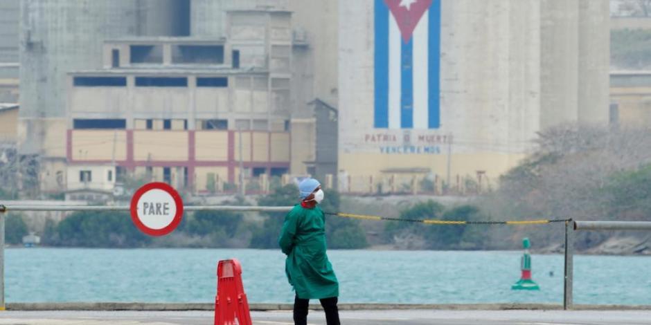 Cuba da un paso al frente en la contención de casos