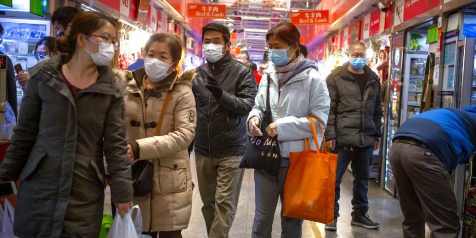 Suma pandemia casi 300 mil muertes por COVID-19
