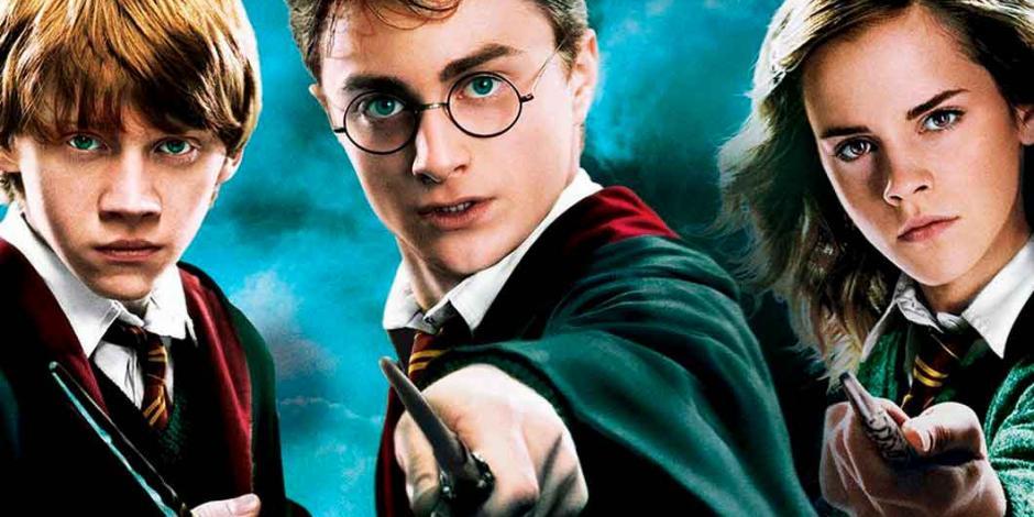 Películas de Harry Potter, disponibles en Netflix a partir de este 1 de enero
