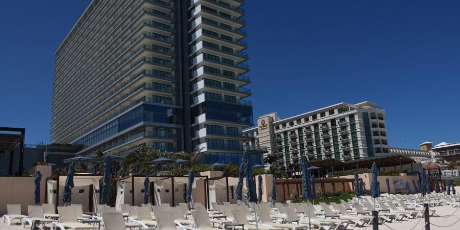 Hoteleros pierden 60 millones de pesos diarios por COVID-19