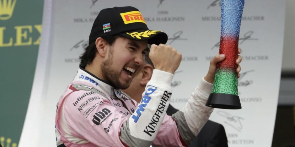 Fórmula 1 nombra a Checo Pérez el piloto más subestimado