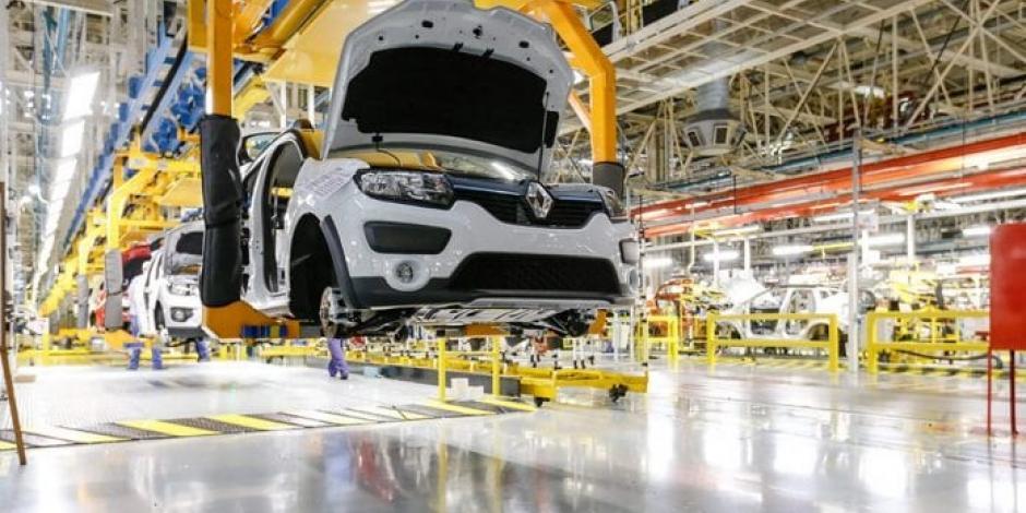 Renault reanuda operaciones en China y Corea del Sur después del COVID-19