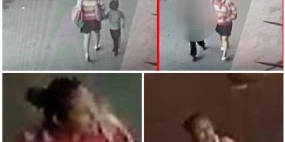 Mujer identificada por crimen de Fátima era conocida de la familia: Sheinbaum