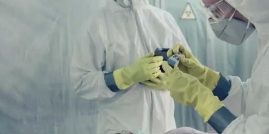 Instala IMSS en Tijuana hospital temporal COVID-19