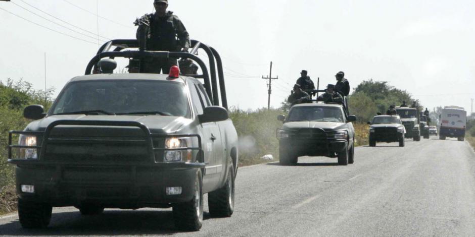 Civiles armados emboscan a militares en Tamaulipas; hay 11 muertos