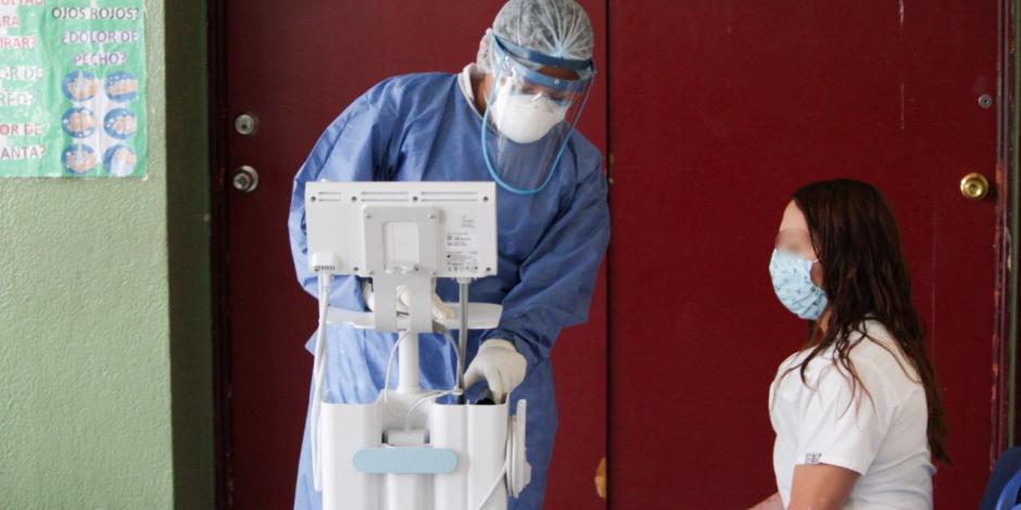 México tiene nuevo pico de contagios: 2 mil 713 en 24 horas