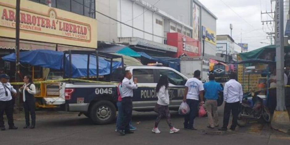 Intento de asalto en tienda deja dos muertos en Tuxtepec