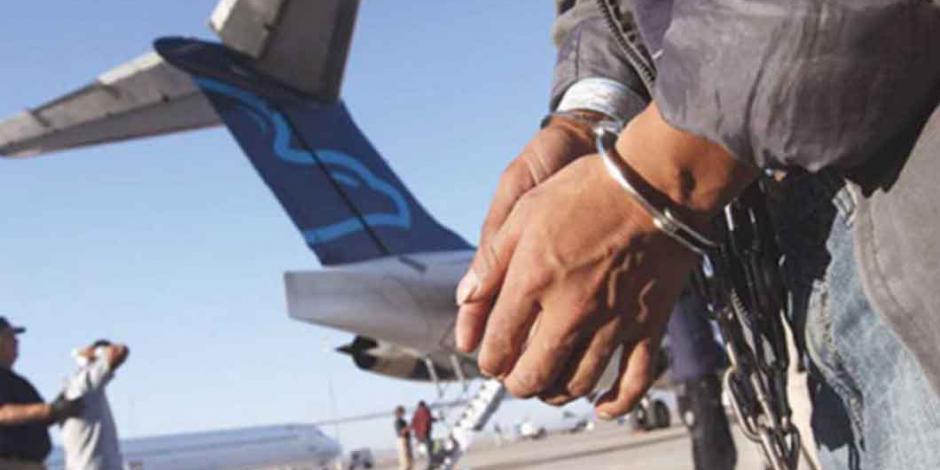 México restablece ritmo de extradiciones a EU; suman ya 40