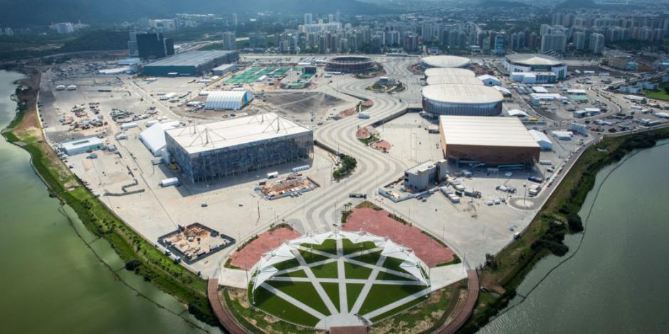 Clausuran Parque Olímpico de Río por orden judicial