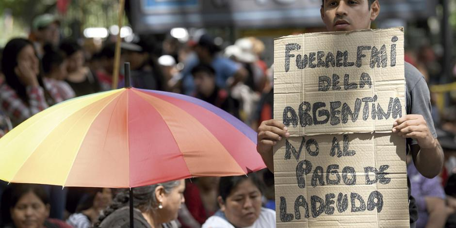La deuda argentina ya es oficialmente impagable