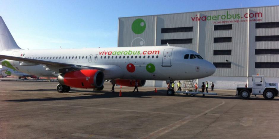 Viva Aerobus, en proceso de regularizar vuelos tras paro de sobrecargos