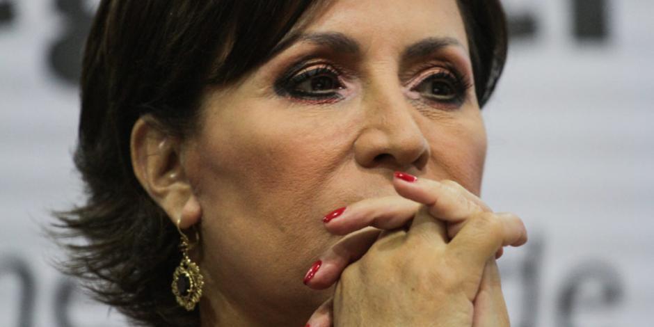 Frenan inhabilitación de 10 años contra Rosario Robles