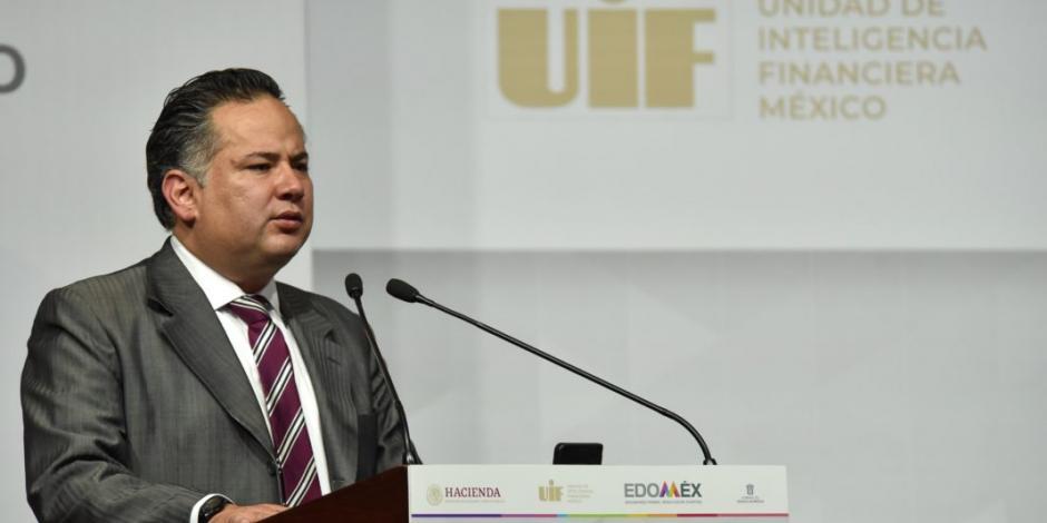 UIF bloquea cuentas a 99 factureras por presunto lavado de dinero